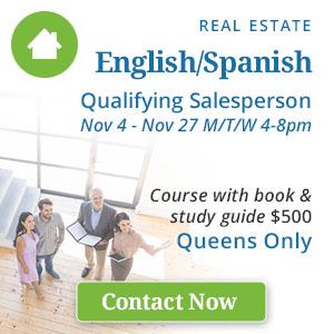 Salesperson English/Spanish